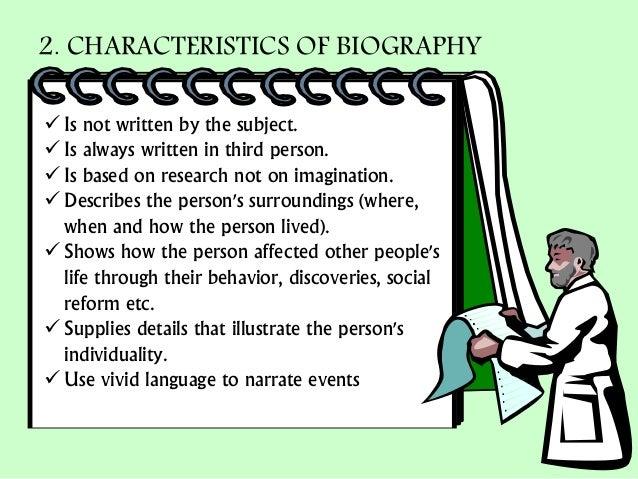 How to Write a Short Bio Template - Chroncom