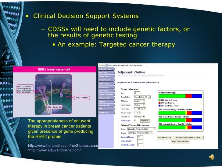 clinical decision support system case study The clinical decision support system included a dashboard feature that graphically summarized all relevant laboratory results and displayed them in a color-coded system that allowed quick.