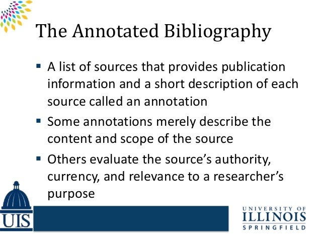 Annotated articles