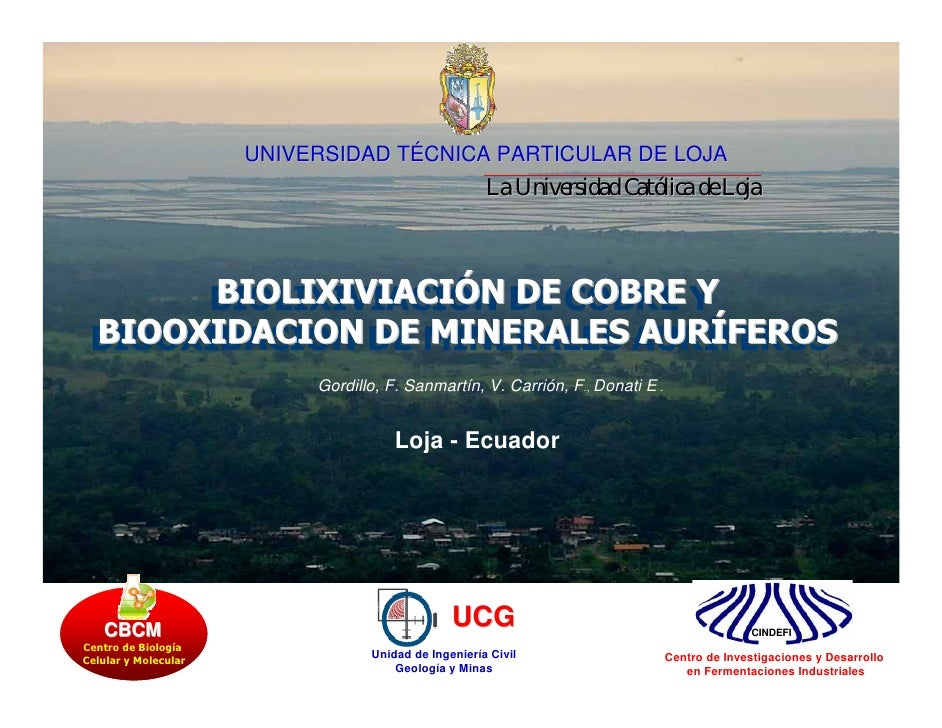 UNIVERSIDAD TÉCNICA PARTICULAR DE LOJA                                                       La Universidad Católica de Lo...