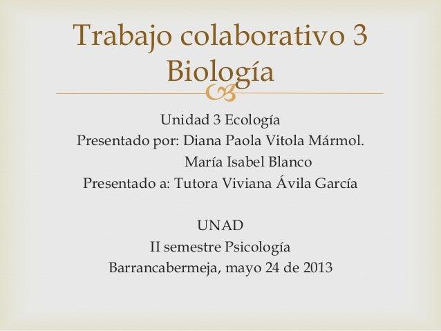 Biología 201101 grupo_25