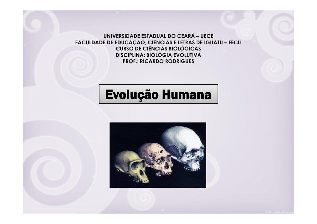UNIVERSIDADE ESTADUAL DO CEARÁ – UECE FACULDADE DE EDUCAÇÃO, CIÊNCIAS E LETRAS DE IGUATU – FECLI              CURSO DE CIÊ...