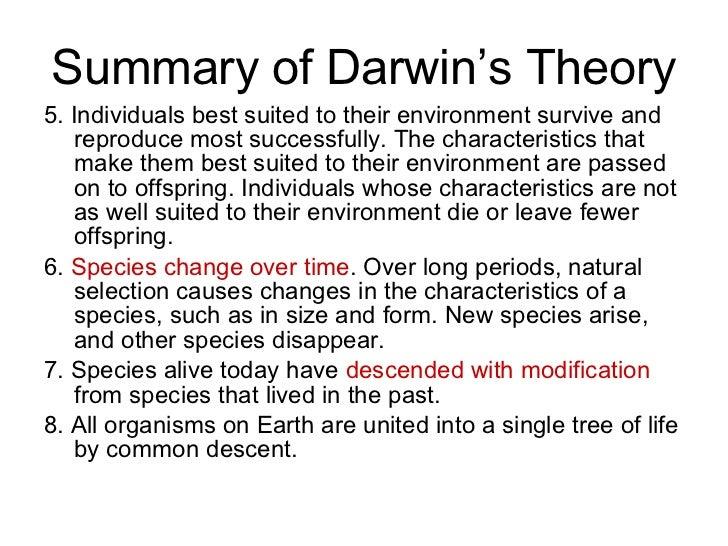 Charles Darwin Theory Of Evolution Essay Charles Darwin Biology For