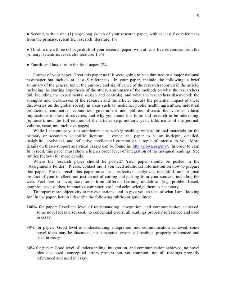 Buy the research paper for biology dedication dissertation