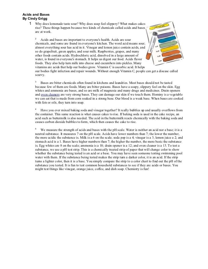 ap bio essay questions standards