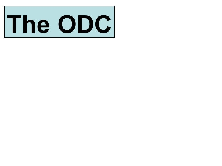 The ODC