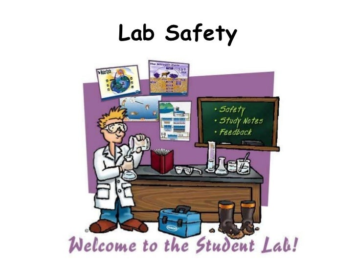 Biology lab safety Lab Safety Rules