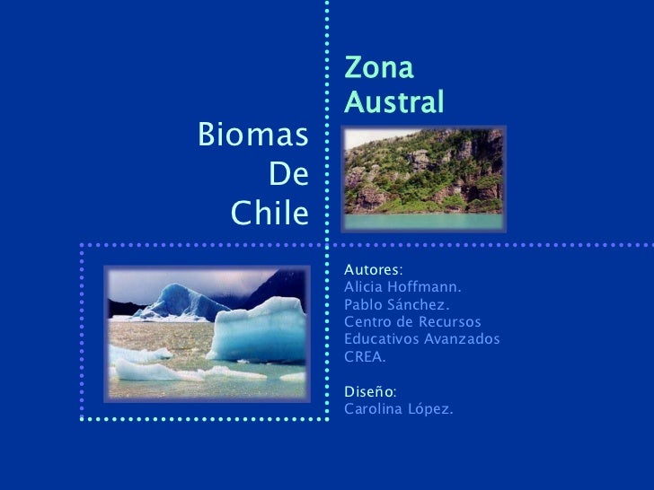 Bioma de Chile Zona Austral