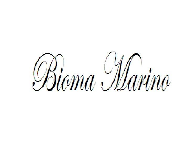 Biomas marino