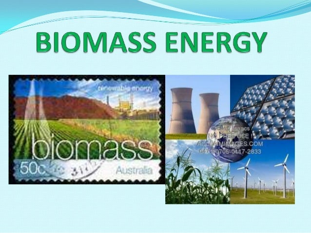 Biomass energy alex ferreiros