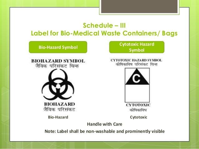 Symbol Cytotoxic Hazard