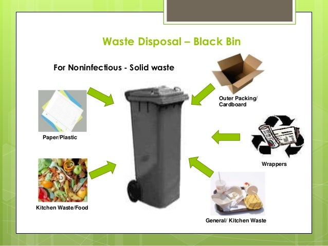 vegetable waste disposal and management in Some of the major types of solid waste management are as follows: it can contain food waste (like vegetable and meat material  treatment and disposal waste.