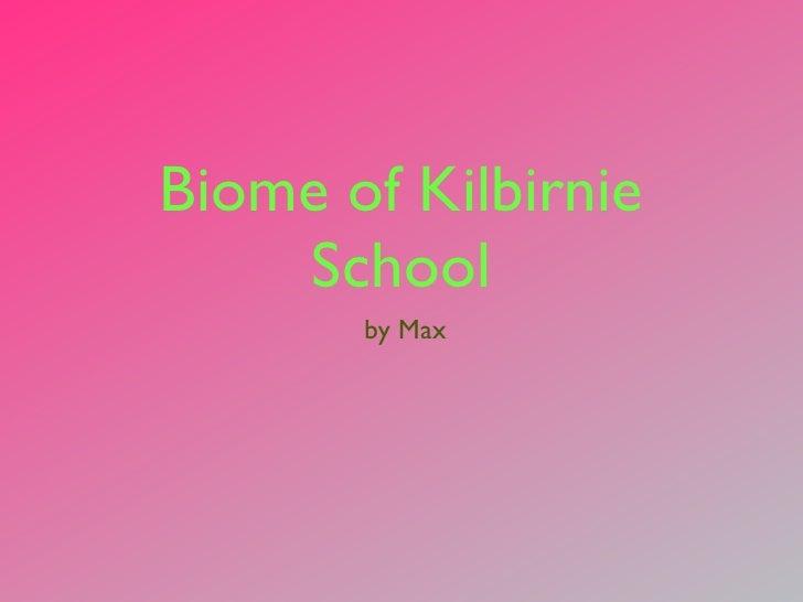 Biome max