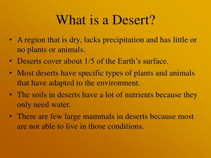 cold desert animals and plants