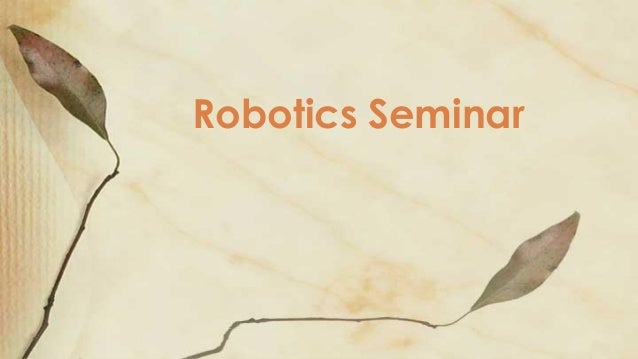 Biomimetic robots