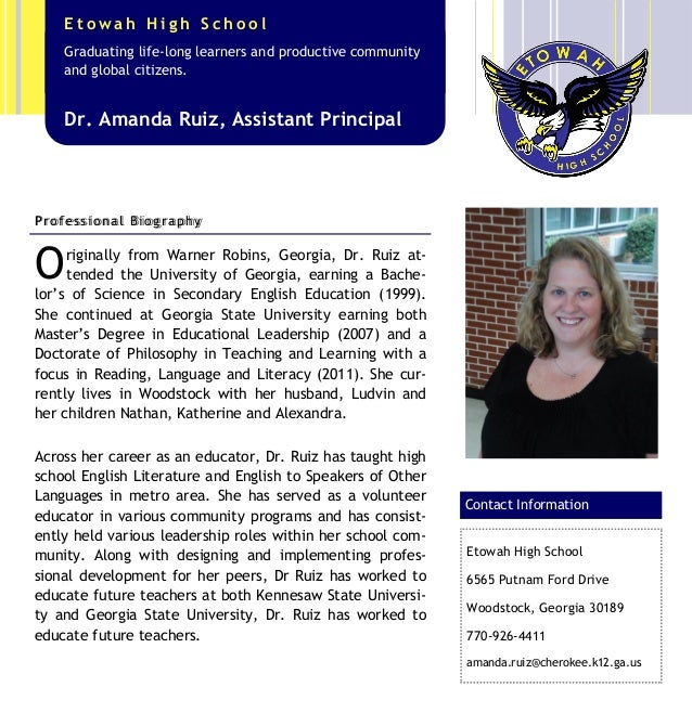 Dr. Amanda Ruiz