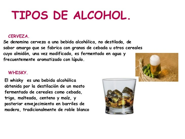 Alcohol y sistema nervioso