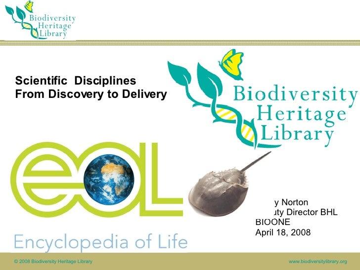 BioOne Keynote