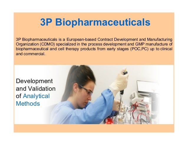 Cell Therapy Products 3p