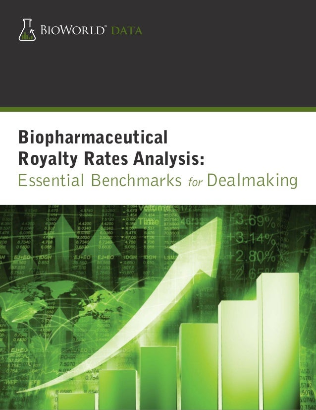 Biopharmaceutical Royalty Rates Analysis: Essential Benchmarks for Dealmaking (Preview)