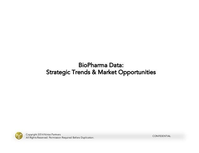 BioPharma Data Trends