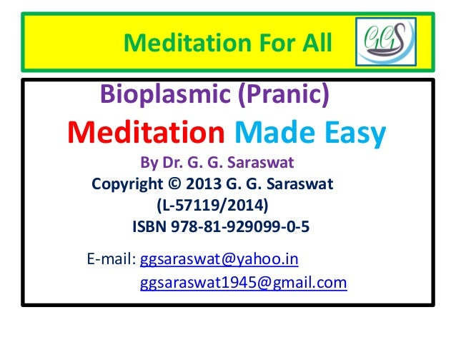 Meditation steps pdf hindi