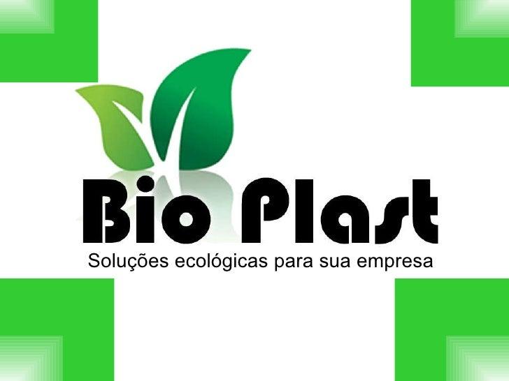 Soluções ecológicas para sua empresa