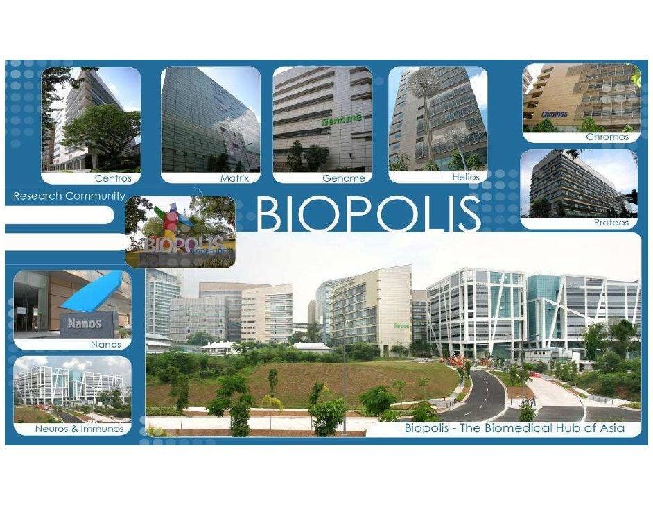 "(GCF2008) Biopolis Research Community - "" Biopolis"""