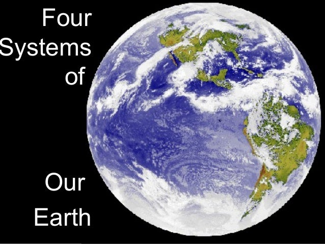 FourSystems     of   Our  Earth
