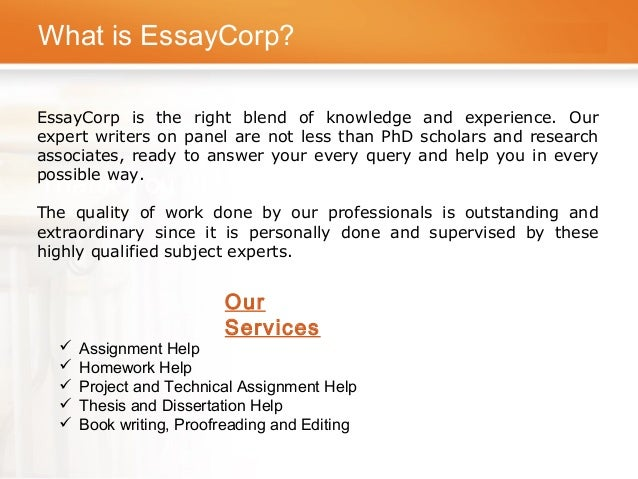 Write my essay for me online