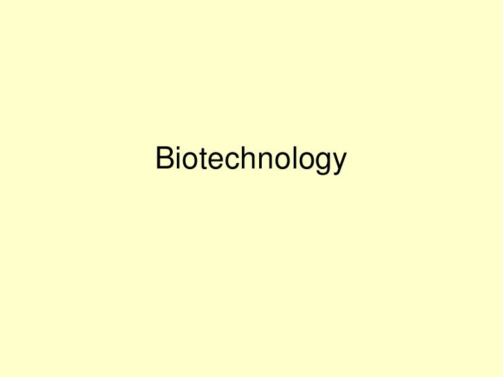 Biotechnology2