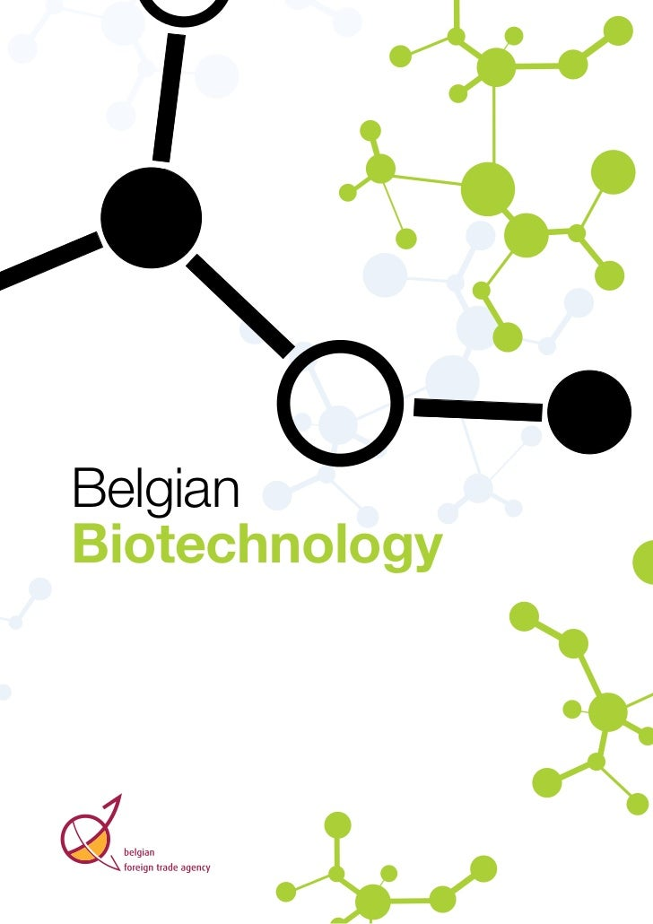 Report on Biotechnology in Belgium