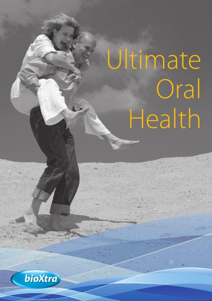Bioxtra Brochure for Healthcare Professionals