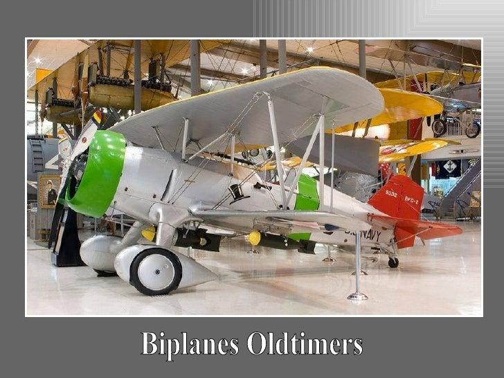 Biplanes Oldtimers