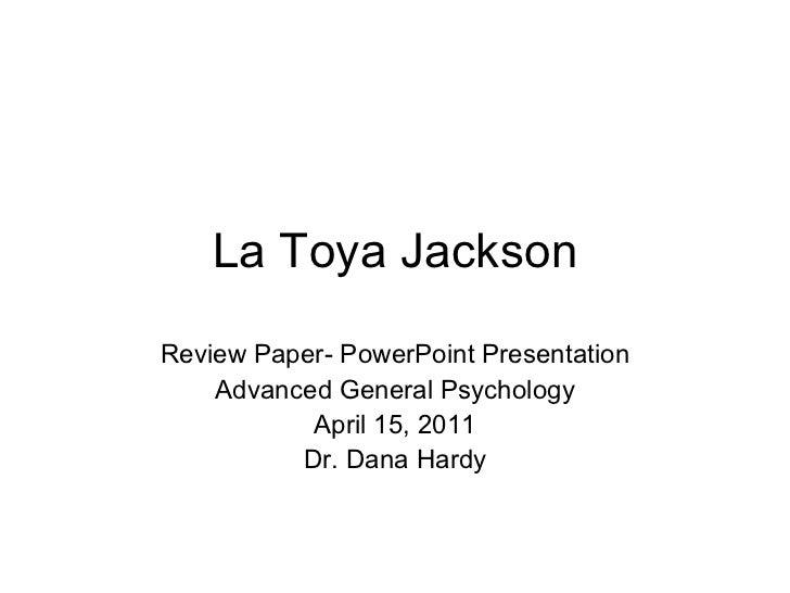 Bipola disorder presentation