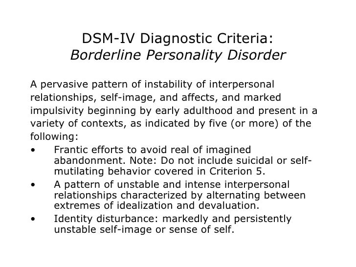 the diagnostic criterias for antisocial personality disorder Start studying dsm v learn vocabulary,  diagnostic criteria for intellectual disability  this disorder is called disruptive mood dysregulation disorder.