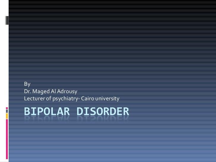 case studies bipolar ii disorder