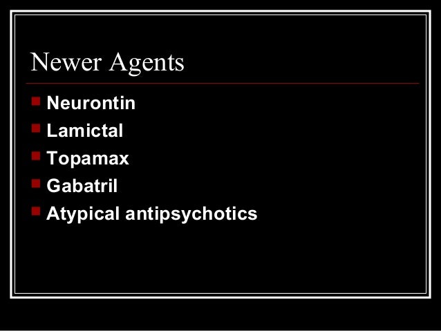 mood stabilizers in combination with atypical antipsychotics Mood stabilizers are thus named because they attenuate the mood fluctuations of patients with bipolar disorder, but their usage has spread to other psychiatric conditions unlike the combination of atypical antipsychotics and mood stabilizers in bipolar disorder, the use of sodium valproate in patients with.
