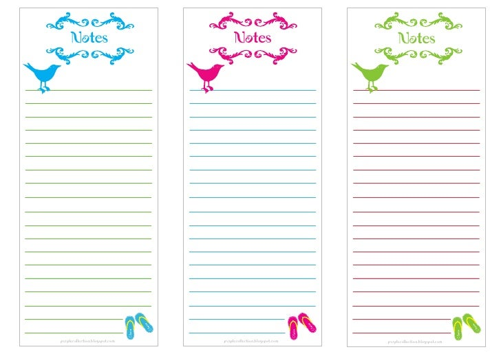 pages journal template