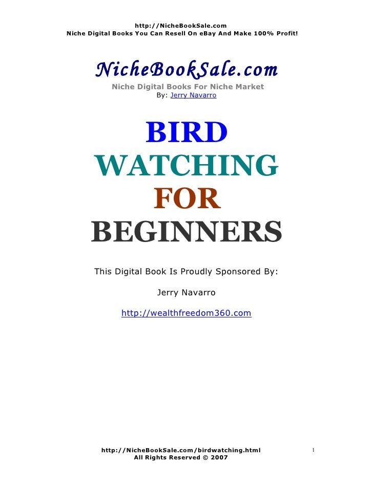http://NicheBookSale.com Niche Digital Books You Can Resell On eBay And Make 100% Profit!            NicheBookSale.com    ...