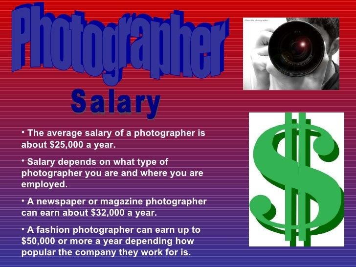 Birkman test for Wedding photographer salary