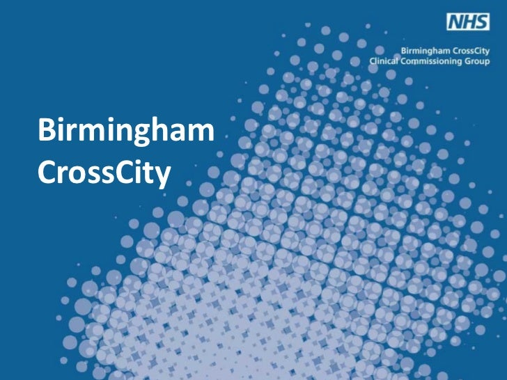 BirminghamCrossCity