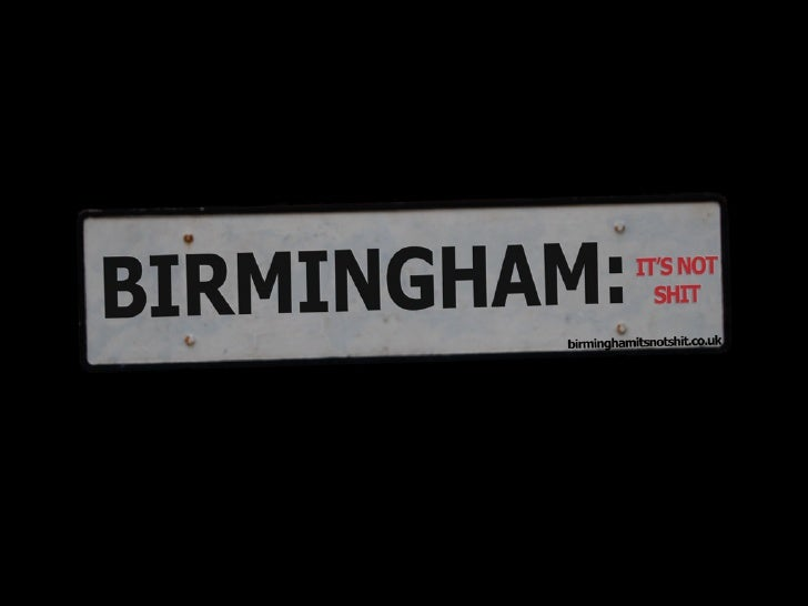 """One has no great hopes from Birmingham. I always   say there is something    direful in the sound""        Emma - Jane Aus..."