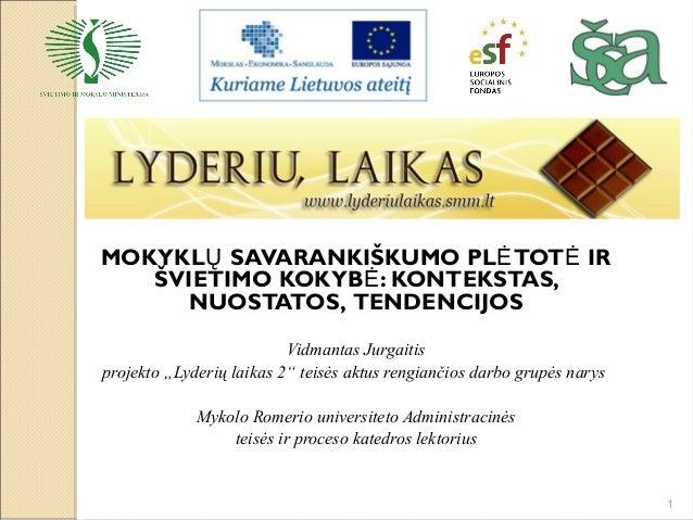 Diskusija Birštone_Savarankiskumo stiprinimas 2012 12 14