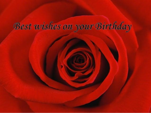 May this Birthday