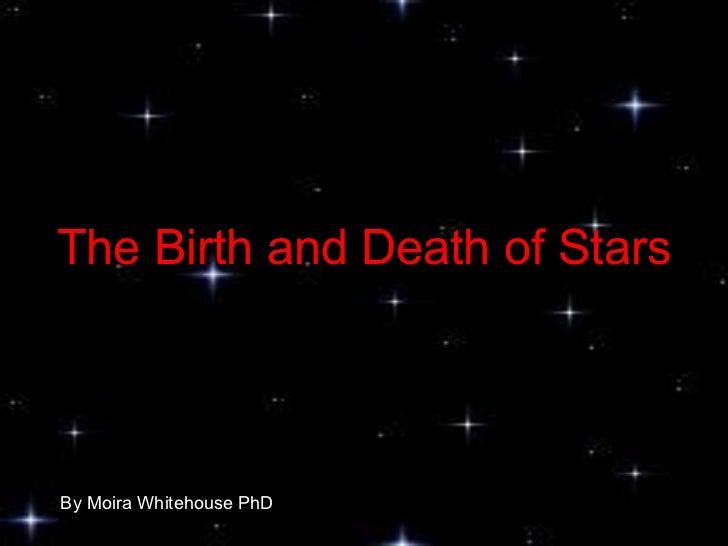 Birth & death of stars (teach)