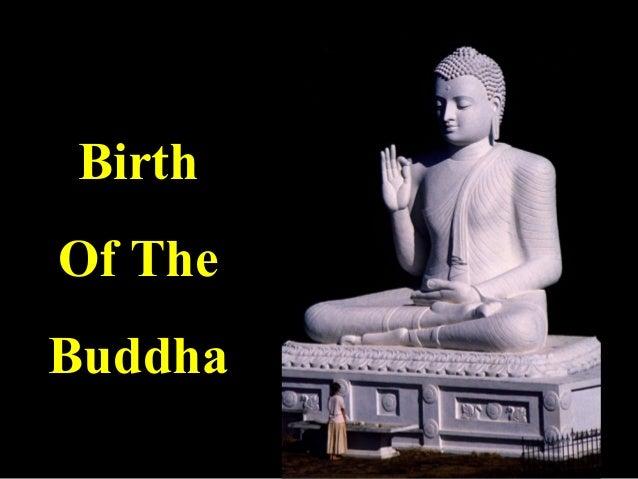 Birth Of The Buddha