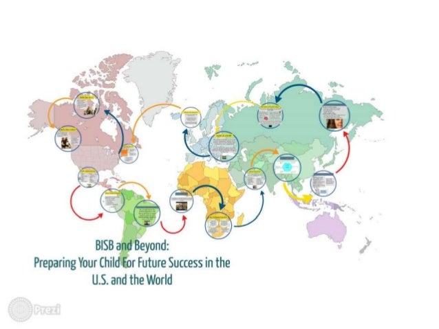 BISB and Beyond: Preparing Your Child for Future Success in the U.S. and the World