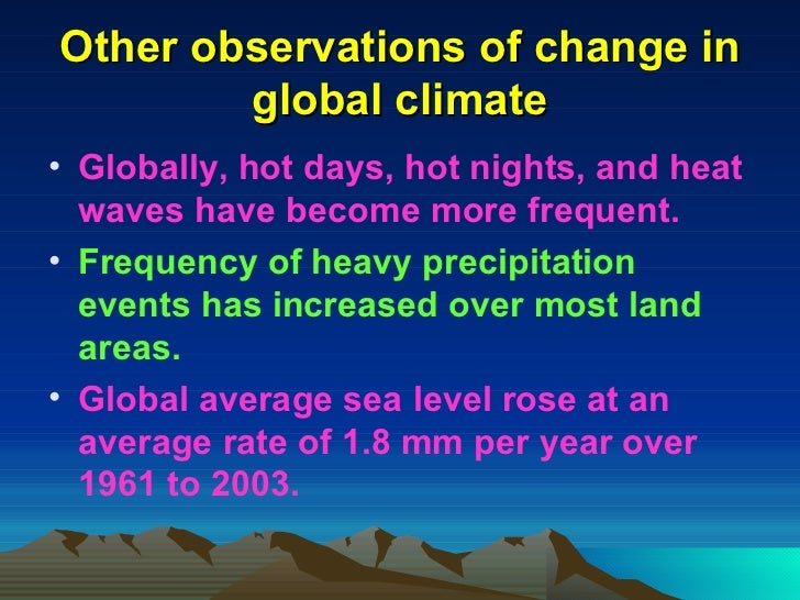 essay on global climate change and its impact Short essay on climate change human activity has had a large impact on the global climate around the causes of climate change and its potential impacts.