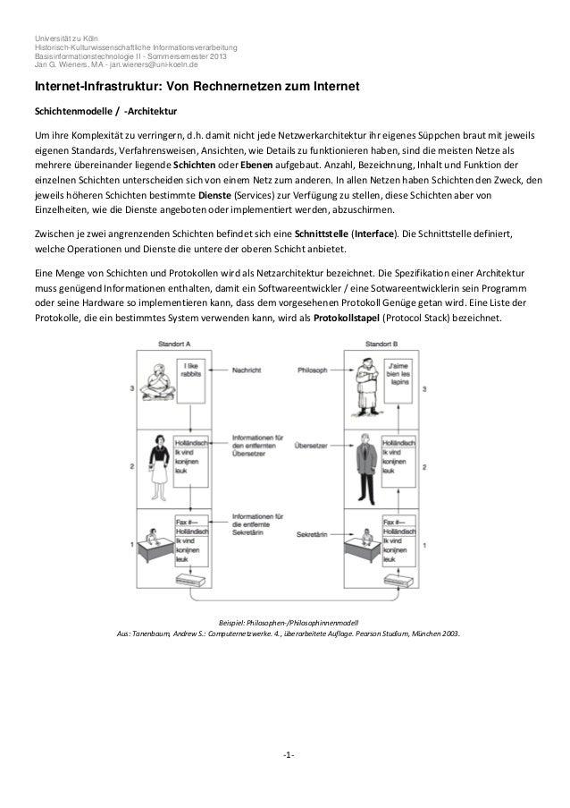 Universität zu KölnHistorisch-Kulturwissenschaftliche InformationsverarbeitungBasisinformationstechnologie II - Sommerseme...